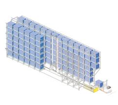 直线型堆垛机